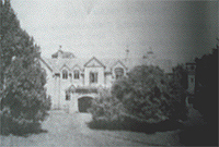 Portion of front of Stonehouse 1905